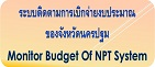 Monitor Budget Of NPT System